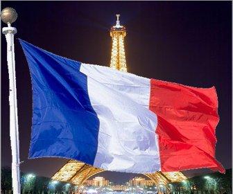 La France endeuillée par les attentas de Paris... hommage...