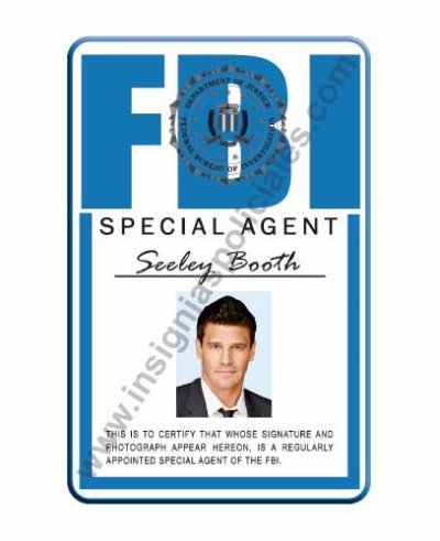 Agent Spécial Seeley Booth