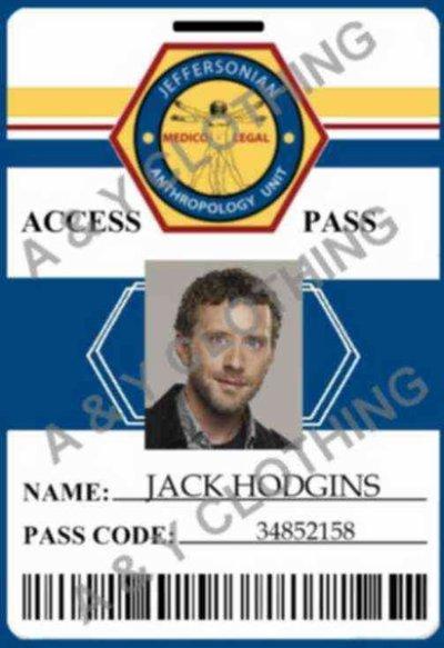 Dr Jack Hodgins