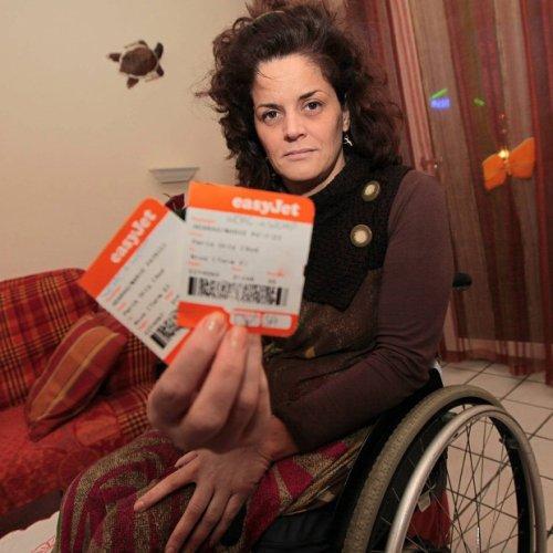 Passagère handicapée : Easyjet condamné à verser 70 000 ¤ ?