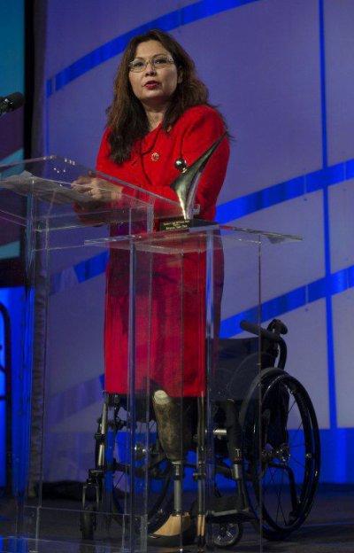 Handicap : une démocratie qui ne craint pas les fauteuils roulants