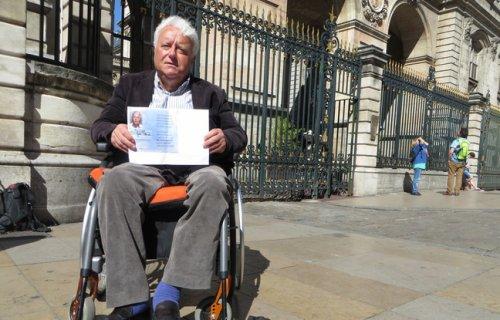 Lyon: Un handicapé s'estime mis à l'amende «injustement»