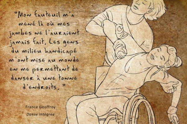 Handicap, regard et résilience en citations
