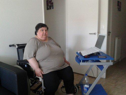 Son ascenseur en panne, une handicapée du Loiret est bloquée depuis trois mois dans son appartement