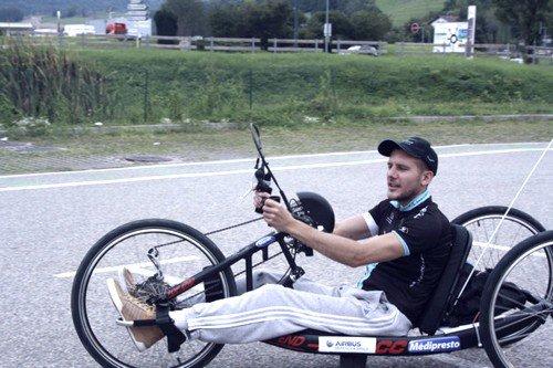 Etre handicapé et rouler à moto : c'est possible
