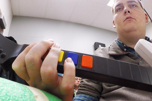 Un tétraplégique peut à nouveau bouger son bras