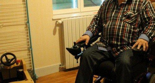 Handicapé, il demande l'installation d'une rampe d'accès