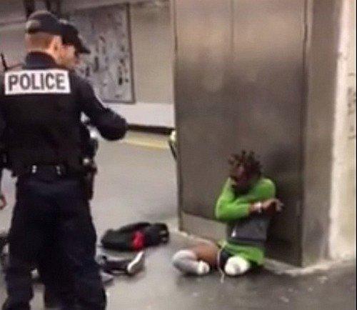 Paris: «Ils m'ont humilié», témoigne un homme handicapé contrôlé par la police à la Gare de Lyon