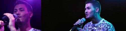 Nicolas Olso compose une chanson sur son père handicapé
