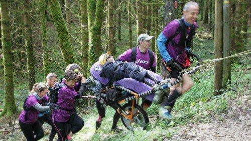 Mathieu Garret : le sport et l'amitié pour surmonter le handicap