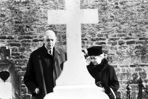Anne, la fille trisomique de Charles de Gaulle