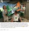 Des Bordelais viennent en aide à Jamie, un jeune supporter irlandais handicapé