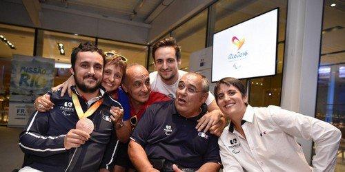 """Handisport: """"Un handicapé peut être le patron, malgré son corps"""""""