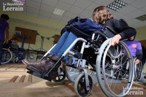 Metz : être collégien et handicapé, ils témoignent