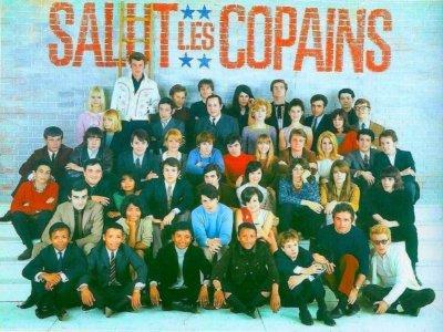 les chanteurs des annees 1960