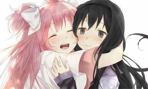 Laëlia et Azura.