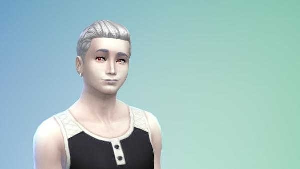 Le fils de Aï et Takeo.