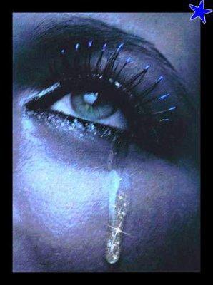 Des larmes pour mon seigneur...