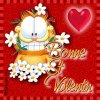 Bonne saint valentin a tous et a toutes, mêmes aux célibataires