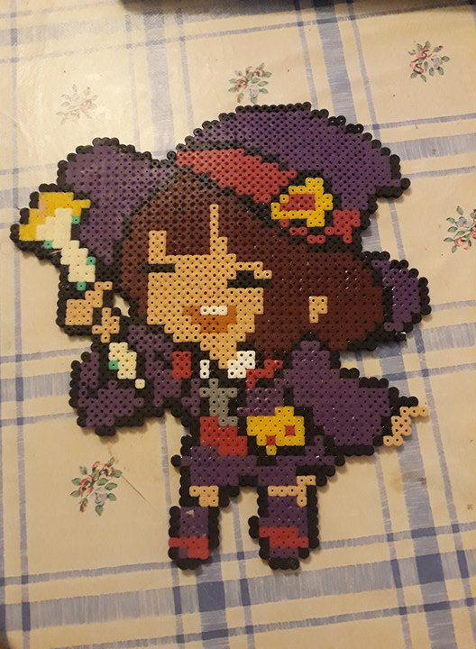 Akko pixel art