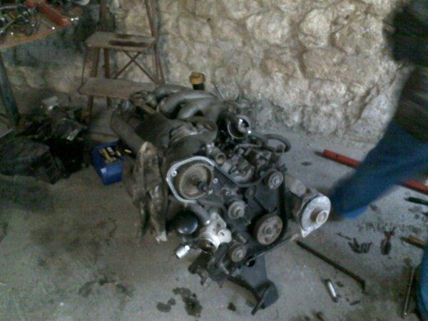 Le nouveau moteur
