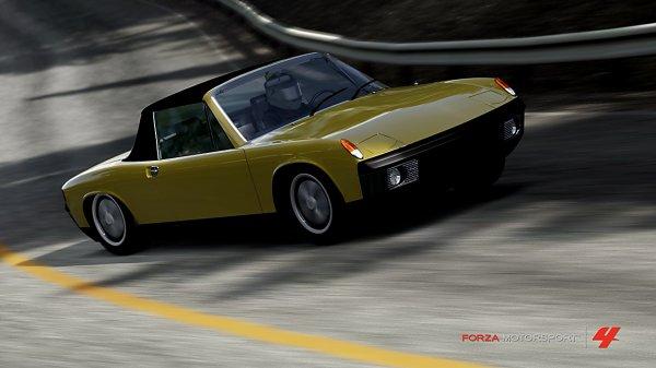 Forza Motorsport 4 sur Xbox 360
