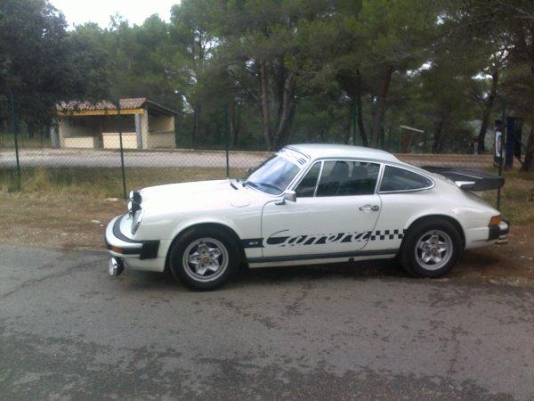 Spécial Porsche à Ventabren