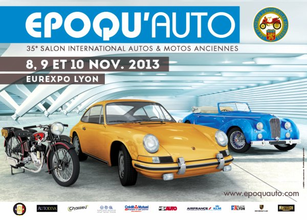Qui y va ? (Salon Epoqu'auto de Lyon (69) 8-9-10 novembre 2013)