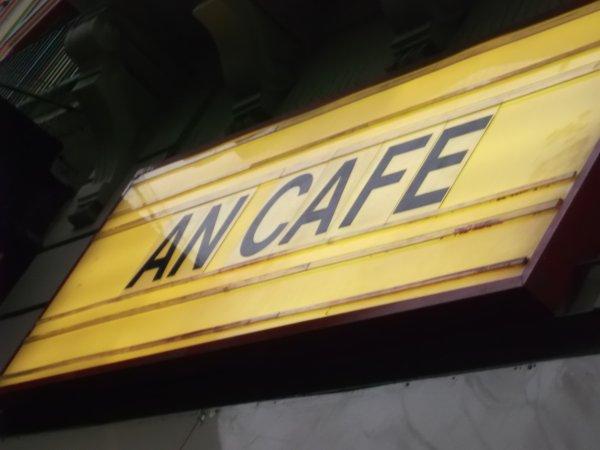 Concert ANCAFE 2012 Bataclan ! fabuleux premier rang !