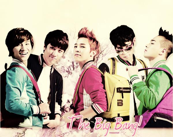 BIGBANG (South Korean band) ♪