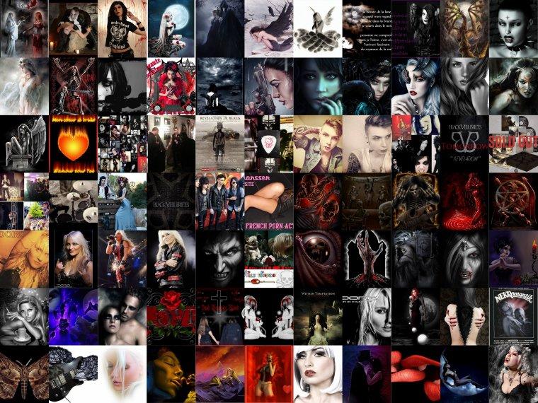 Kiffers Band Black Metal End Hevy Metal   666 PÄGE AIME SUR FACE BOK....HEVY METAL....BLACK METAL 666