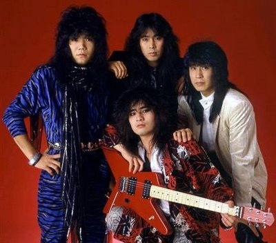 LOUDNES 666 METAL BAND JAPAN 666 LOUDNESS