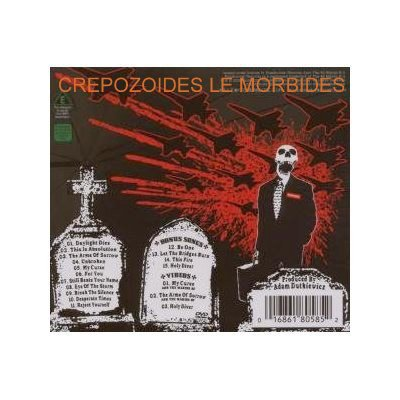 666 CREPOZOIDES LE MORBIDES FAN DE GENERAL LEE 666 TOO VIDEO METAL SIMPHONIQUES MELODIES 666