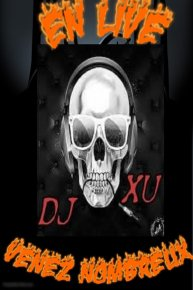 DJ XU LIVE MIXE METAL  SUR ZOMBIE LAND TV