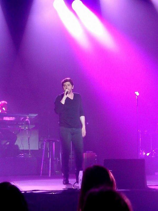 patrick fiori  concert  Marche en Famenne25.04.2015