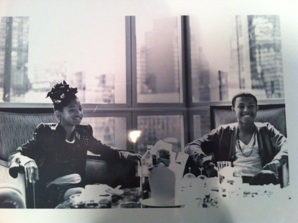 SIMMONS DIGGY ET WILLOW <3