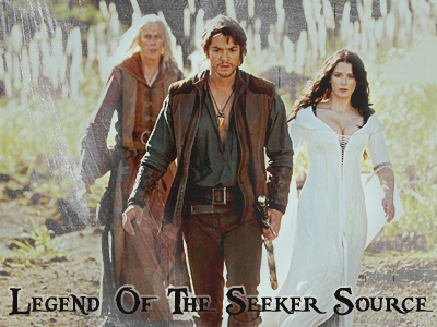 Bienvenue sur Legend Of The Seeker ;)