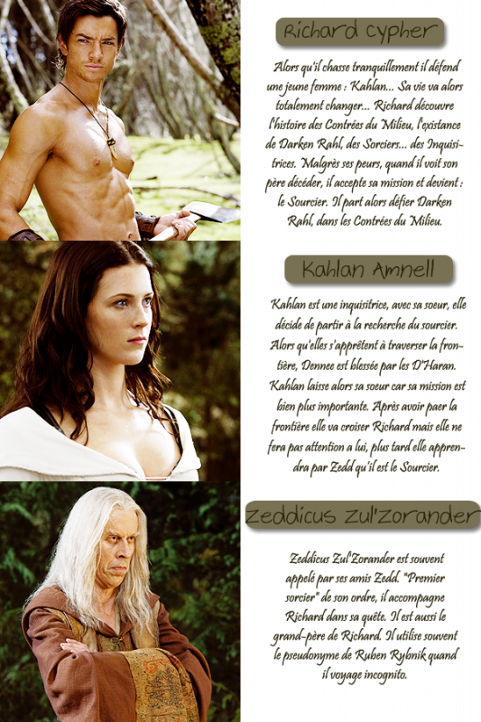 Legend Of The Seeker :)