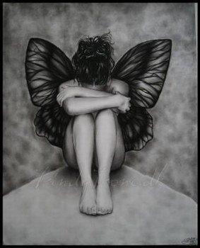 ange aux ailes brisés