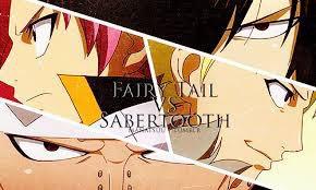 Fairy Tail vs Sabertooth