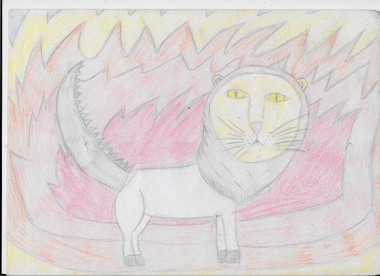 Créatures magiques - partie 2 (premiers dessins)