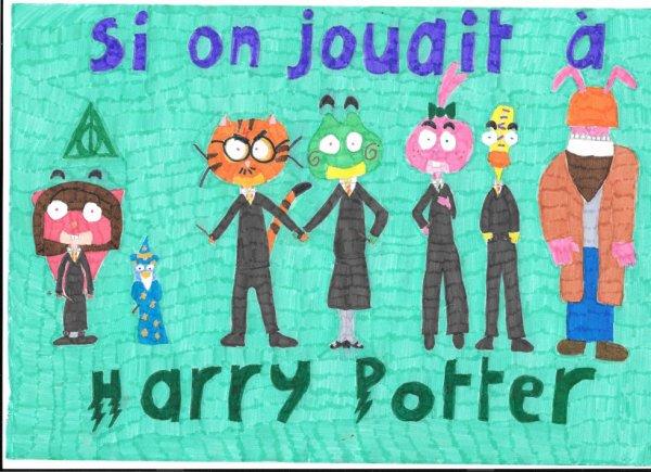 Si on jouait à Harry Potter