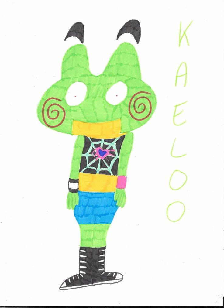 Cosplay n°1 : Kaeloo
