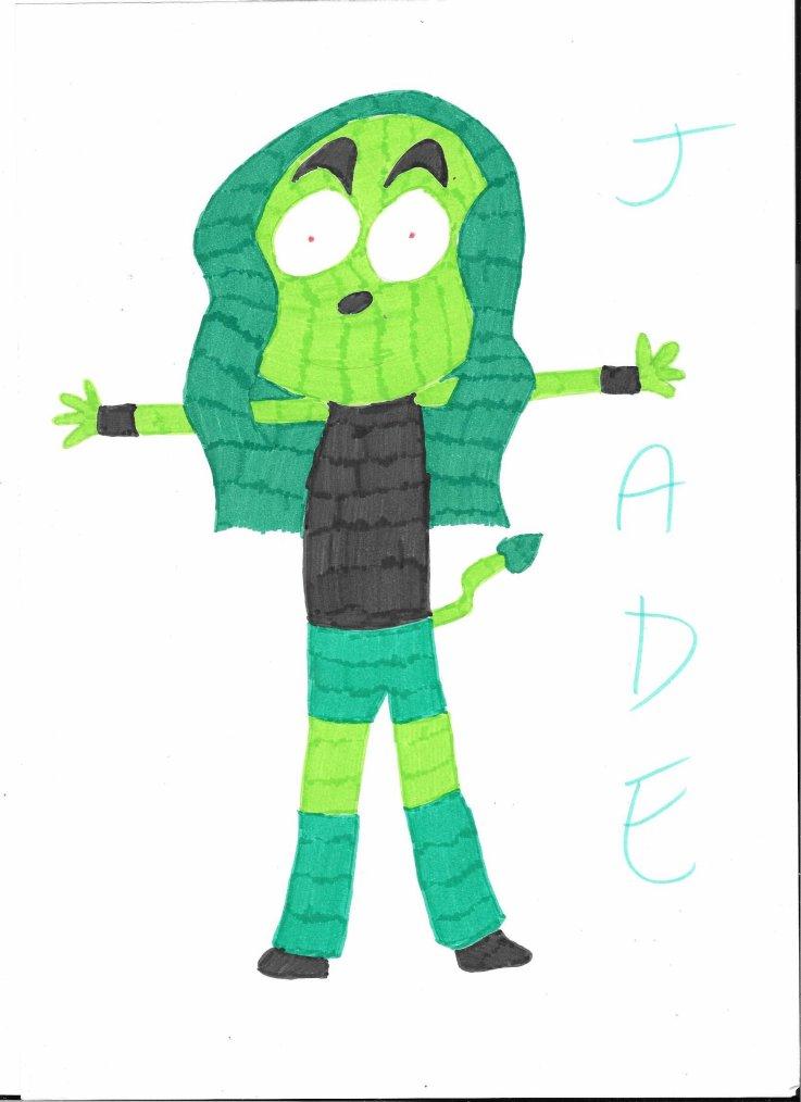 Cosplay n°8 : Jade