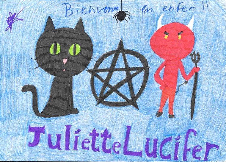 Commande de JulietteLucifer