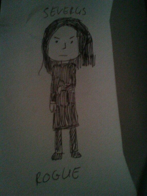 Severus Rogue (brouillon)