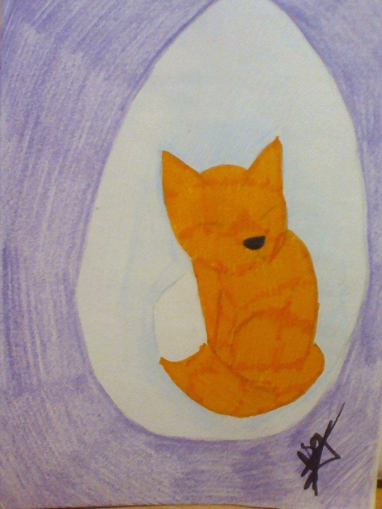 Oeuf de Pâques n°4 : Mona