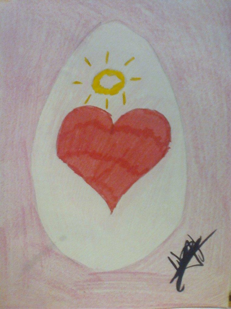 Oeuf de Pâques n°5 : Célia