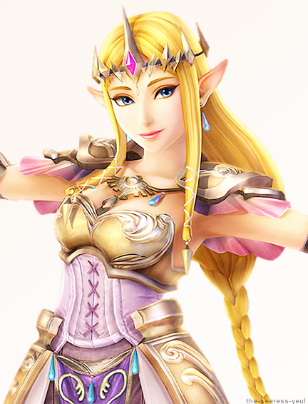 Zelda - Hyrule Warriors ♥