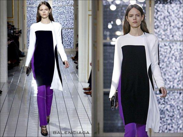 Balenciaga F/W2011.12 | Paris Fashion Week